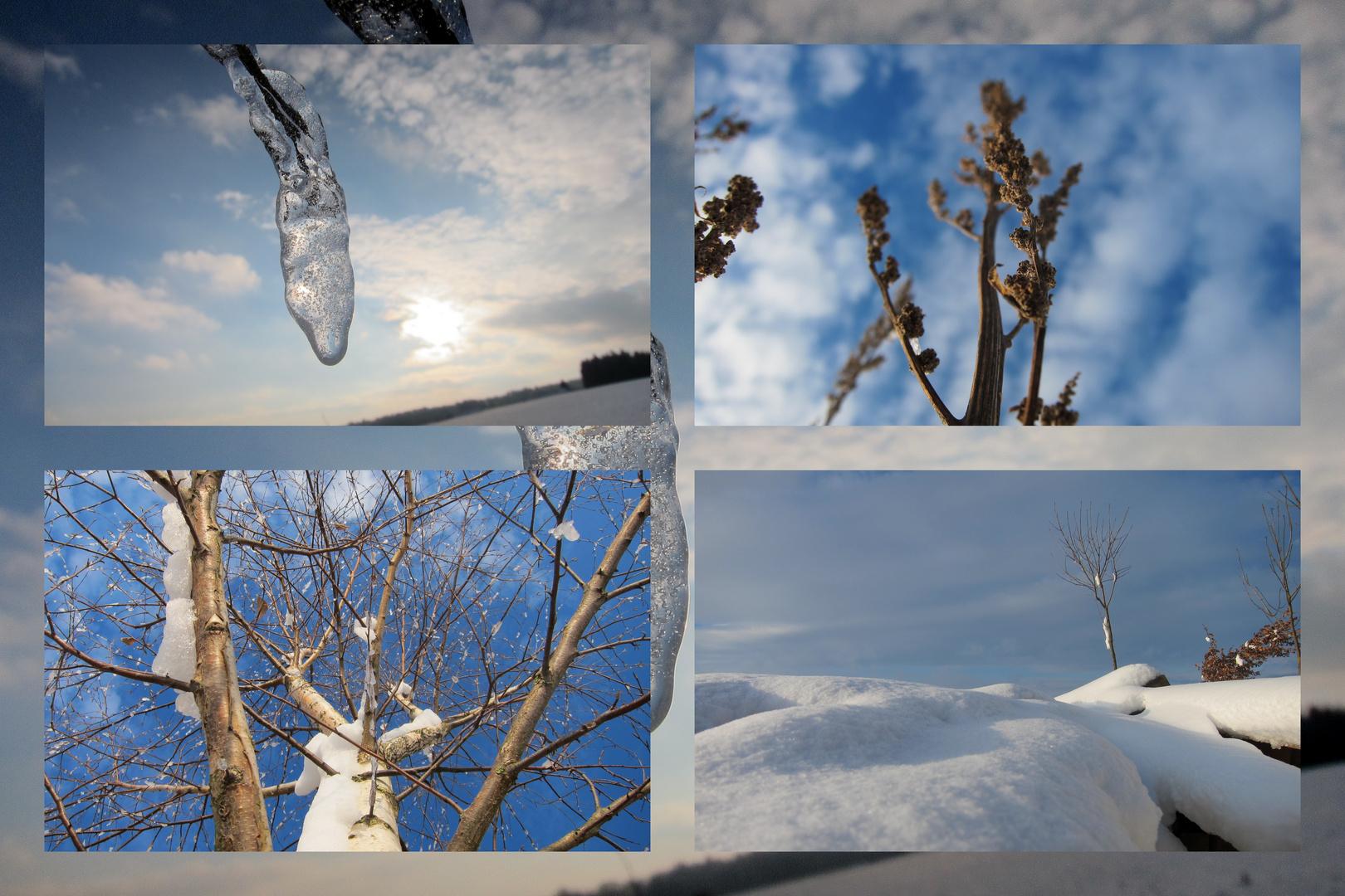Winterimpressionen.....
