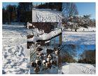 Winterimpressionen im Wiesental.