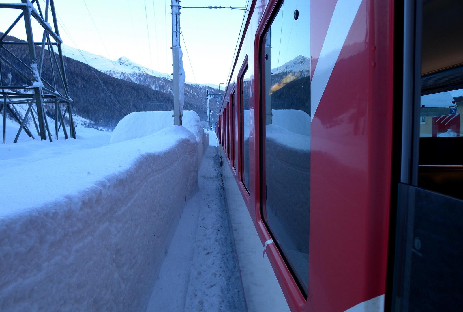Winterimpressionen / Impresiones de invierno / Impressions d'hiver..02