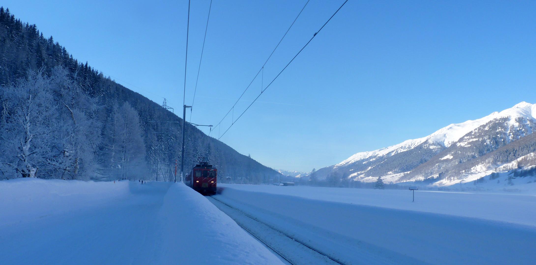Winterimpressionen / Impresiones de invierno / Impressions d'hiver..03