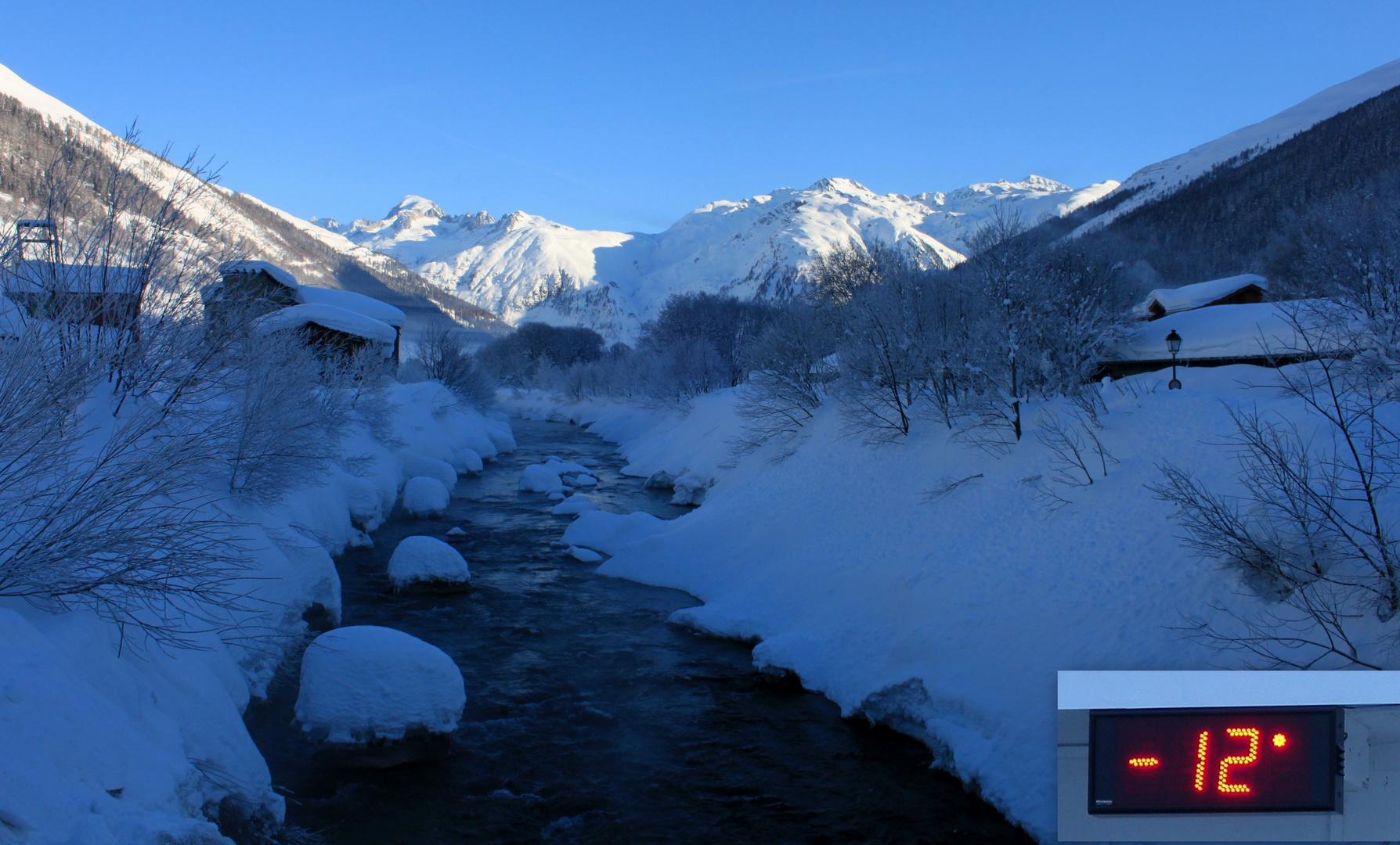 Winterimpressionen / Impresiones de invierno / Impressions d'hiver..04