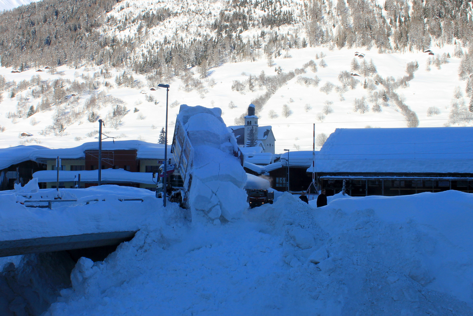 Winterimpressionen / Impresiones de invierno / Impressions d'hiver..06