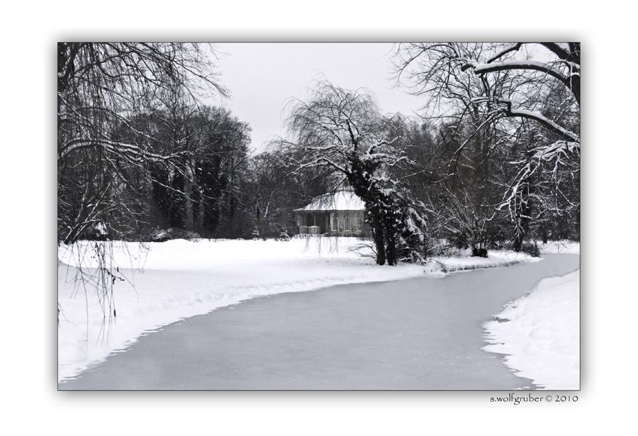 . Winterimpressionen - Schlosspark Sanssouci