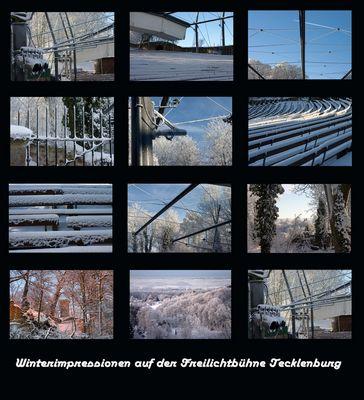 winterimpressionen tecklenburg freilichtbühne