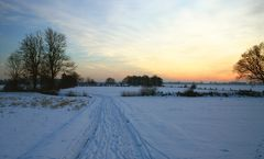 Winter...klirrende Kälte