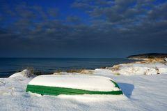 Winterland Hiddensee