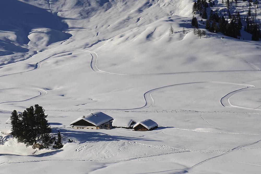 ... Winterlandschaft ...
