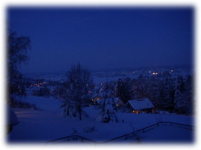 Winterlandschaft die 2.
