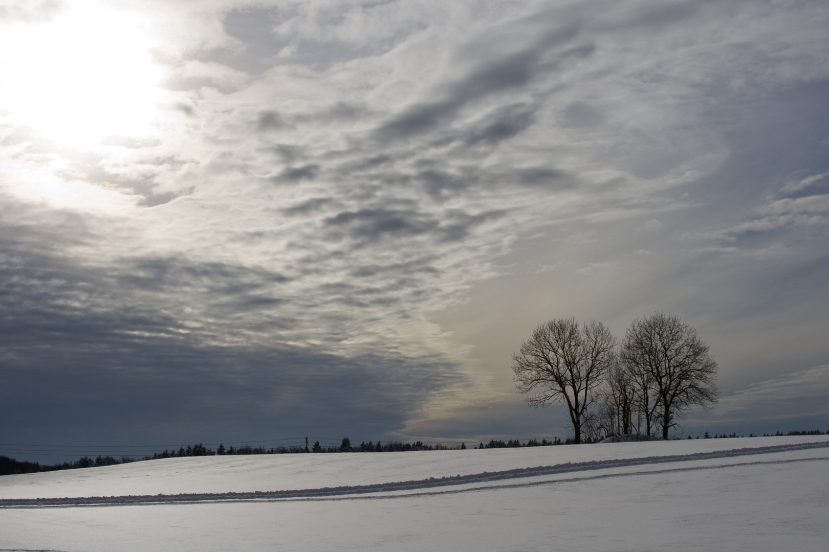 Winterlandschaft....