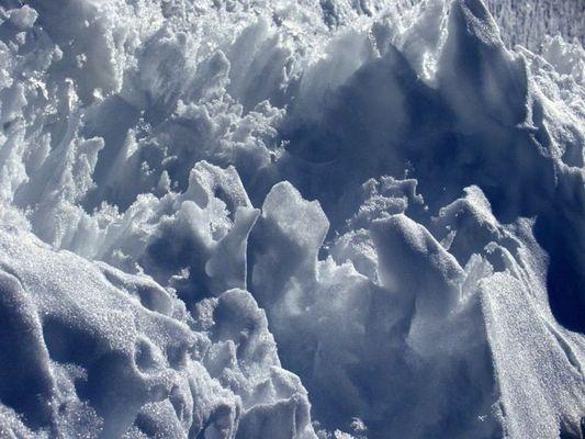 Winterlandschaft, en detail