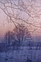Winterlandschaft - Fotofehler