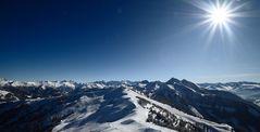 Winterlandschaft Großarl II
