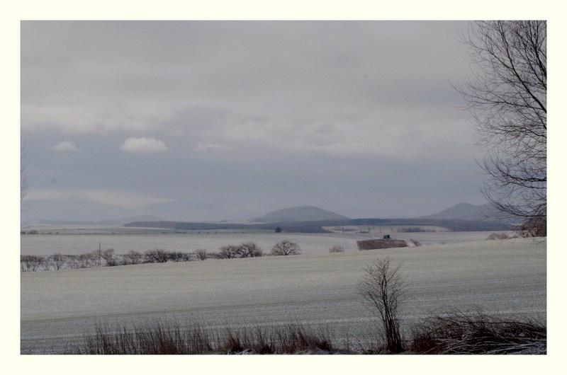 Winterlandschaft rund um Gut Riekenrode