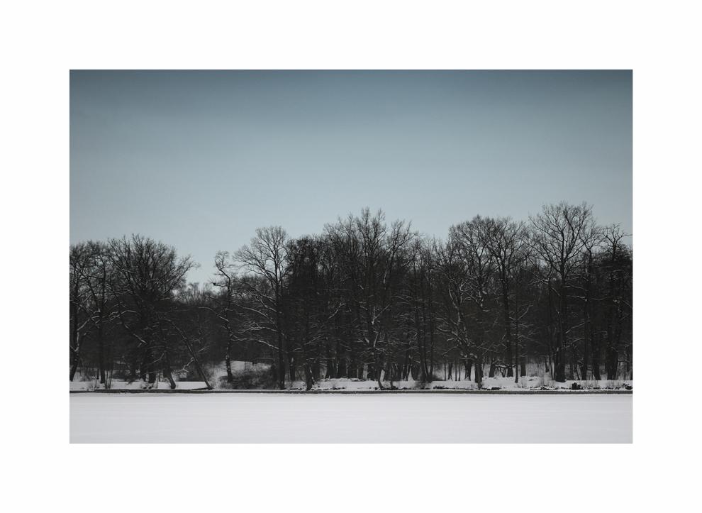 * winterlich *
