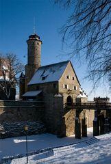 Winterliche Altenburg