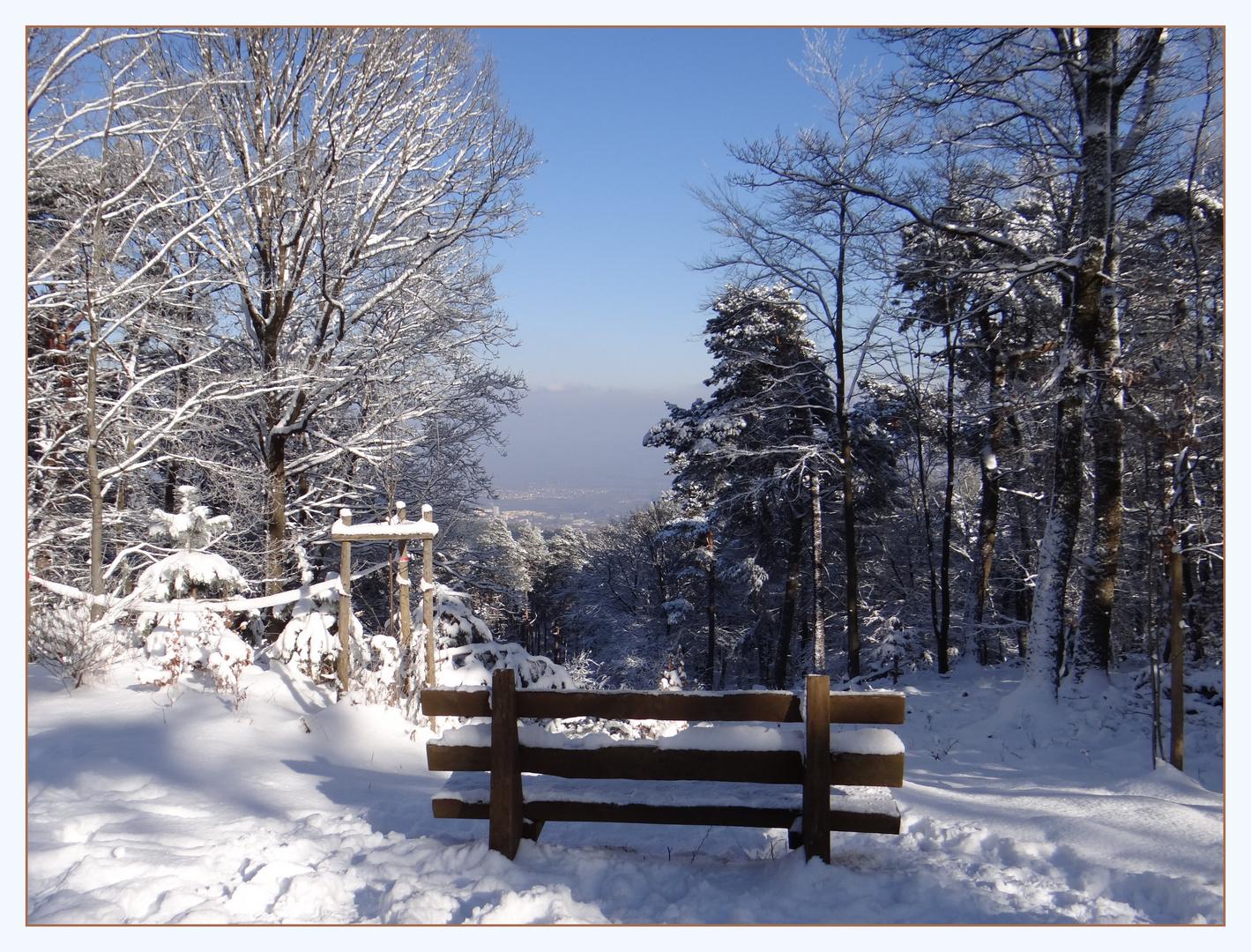 Winterliche Aussichten 2