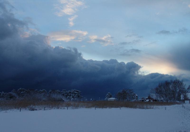 winterliche Farben