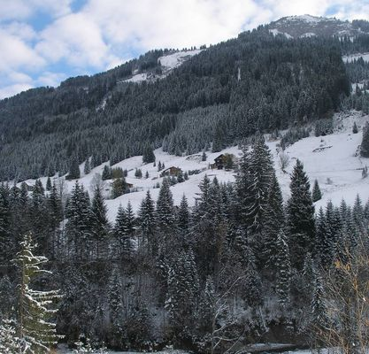 winterliche Hammerspitze