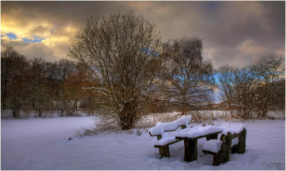 Winterliche Impressionen - Hessen