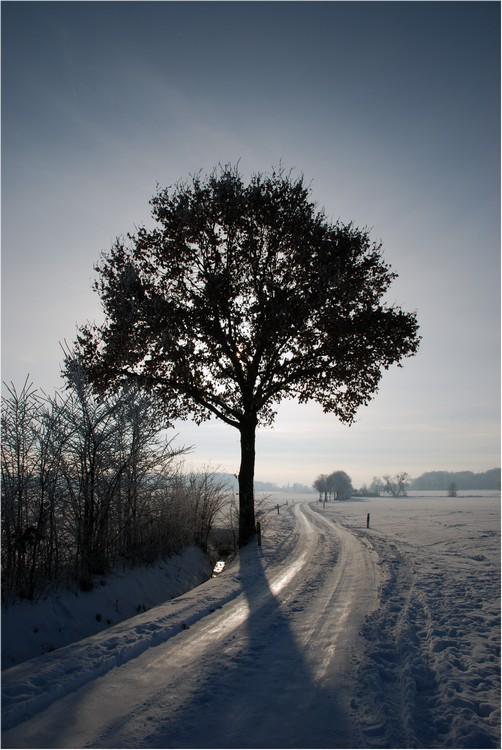Winterliche Lichtstimmung