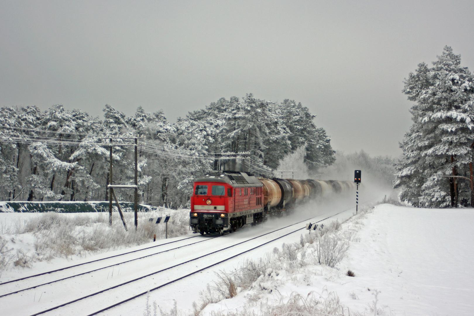 Winterliche ostbahn foto bild z ge g terz ge eisenbahn bilder auf fotocommunity - Winterliche bilder kostenlos ...