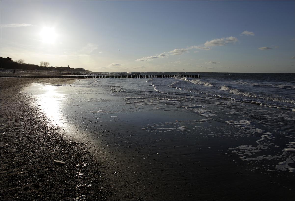 Winterliche Ostseeküste II