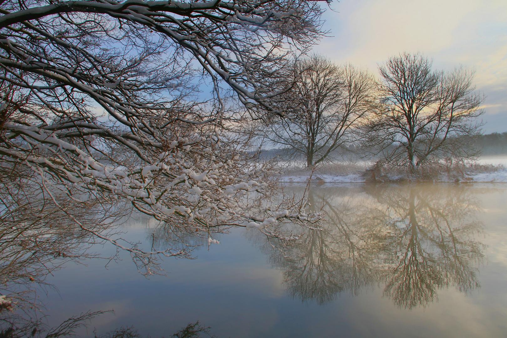 Winterliche Ruhr