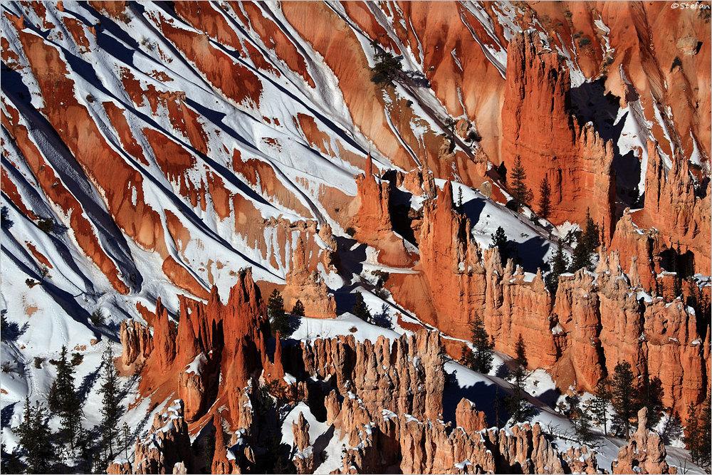 winterlicher Bryce Canyon