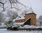 Winterlicher Krieler Dom