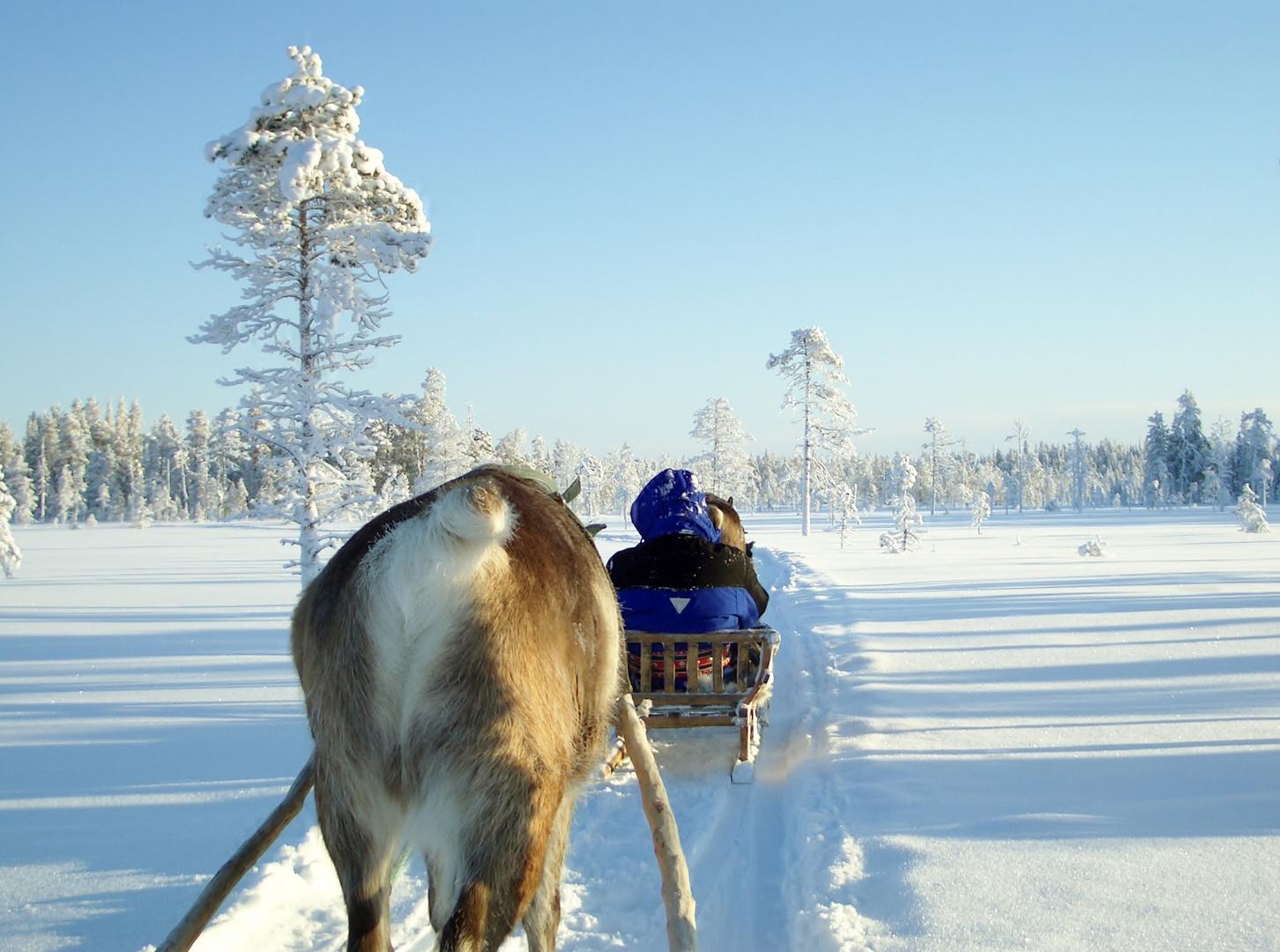 Winterliches aus Finnland