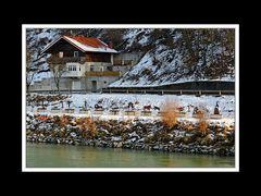 Winterliches Burghausen 100