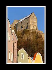 Winterliches Burghausen 110