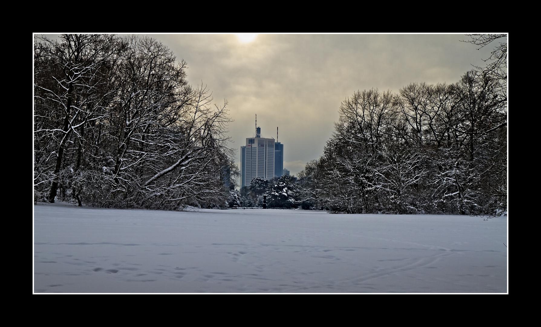 ~ Winterliches Frankfurt ~5~