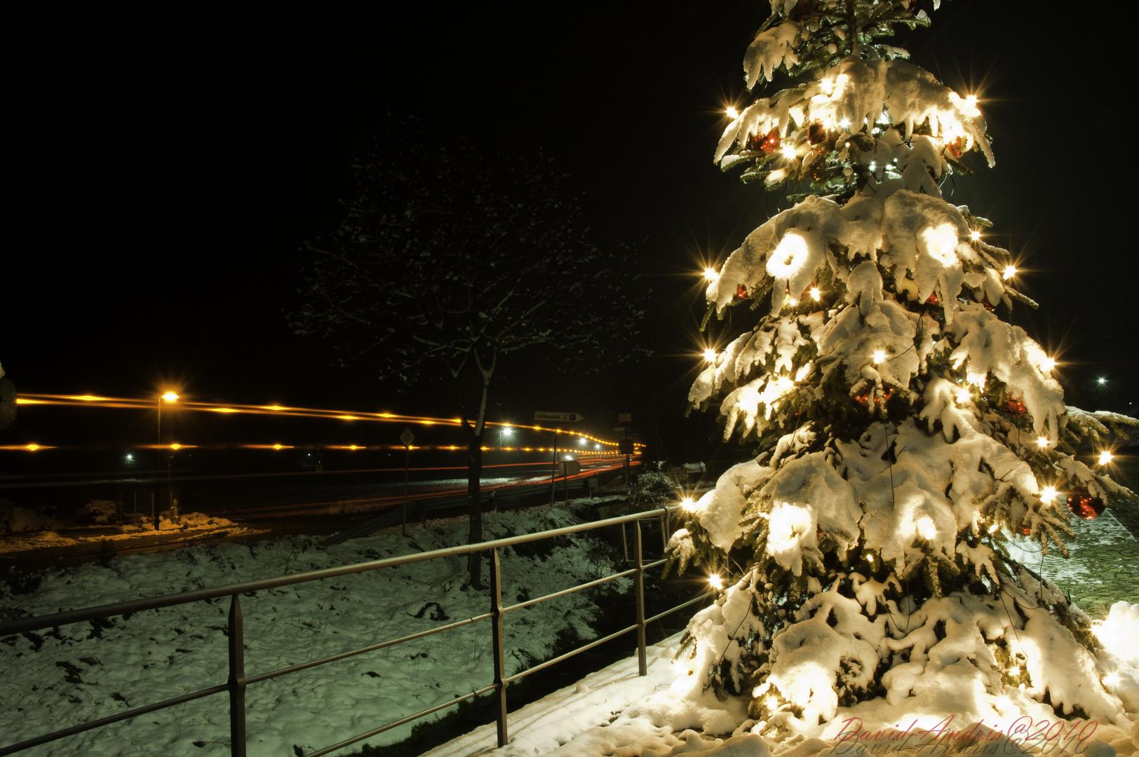 Winterliches Glottertal
