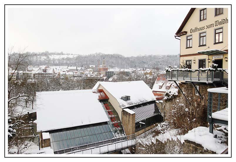 Winterliches Hall #1