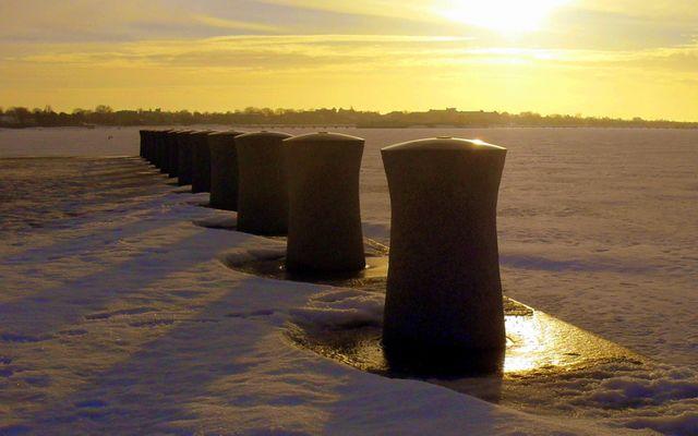 * winterliches Malmö * (3)