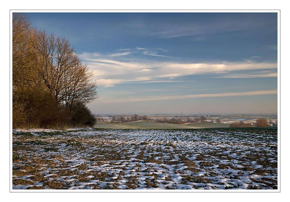 winterliches Mecklenburg