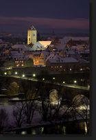 Winterliches Regensburg II