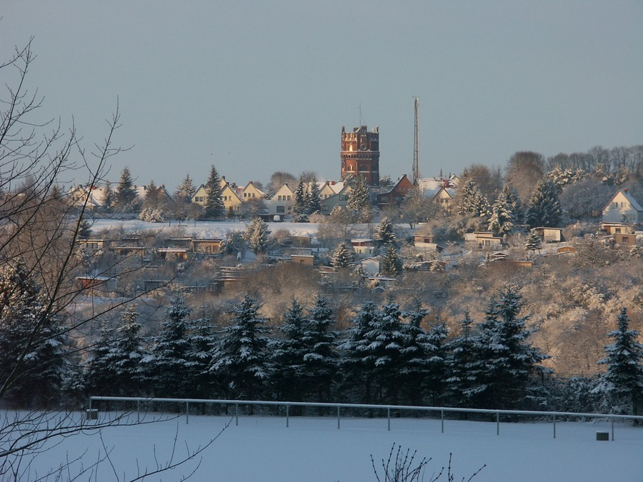 WinterlichesStadtbild