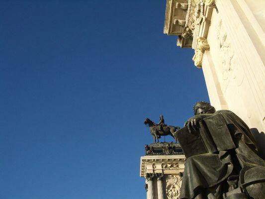 :: Winterlich(t) in Madrid ::
