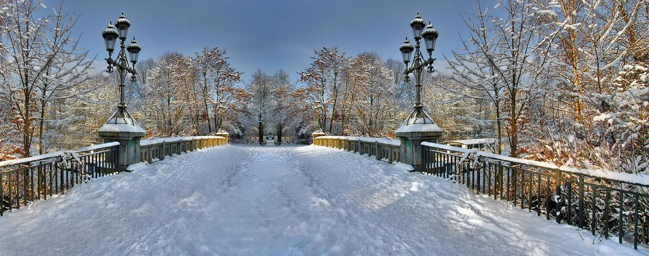 * Wintermärchen **