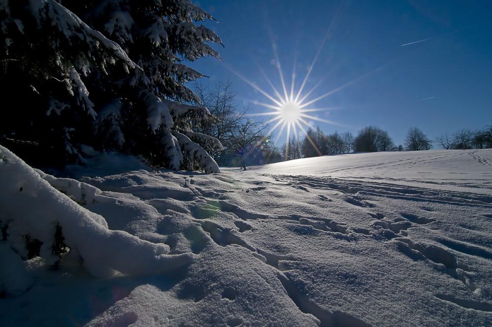 Wintermärchen.......