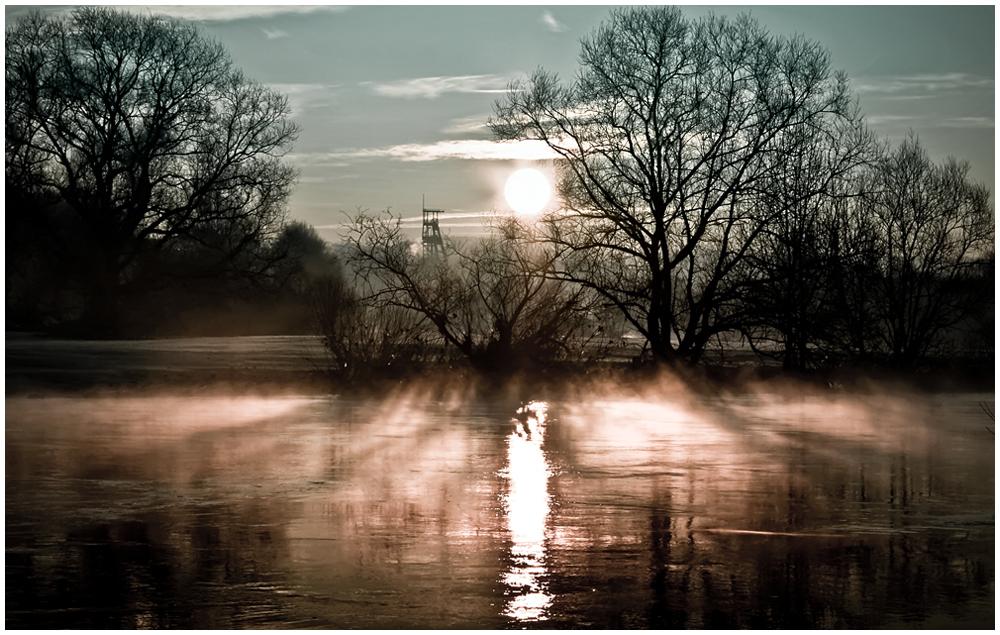 Wintermorgen an der Ruhr 4