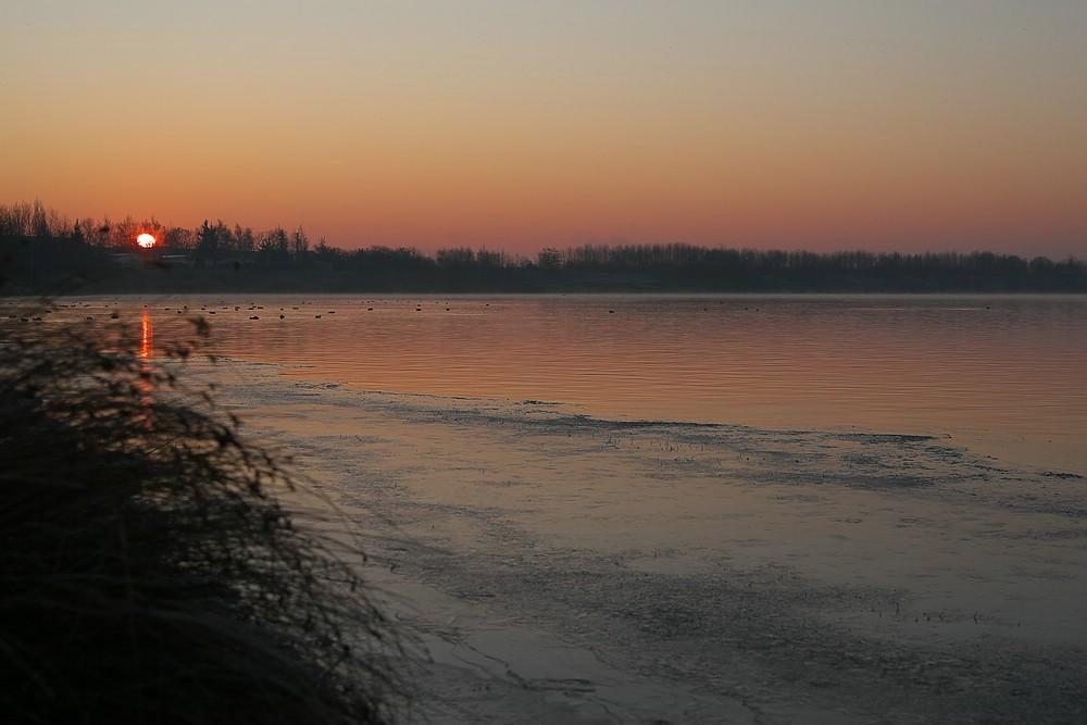 Wintermorgen II