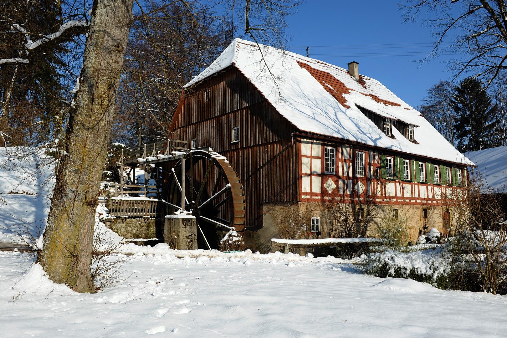 Wintermühle