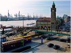 Winternachlese im Hamburger Hafen 1