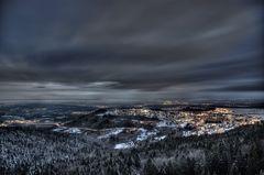 Winternacht Gosheim