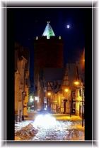 Winternacht in Alsfeld