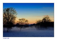 *Winternebel*