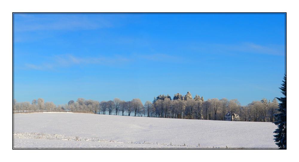 Winterparadis